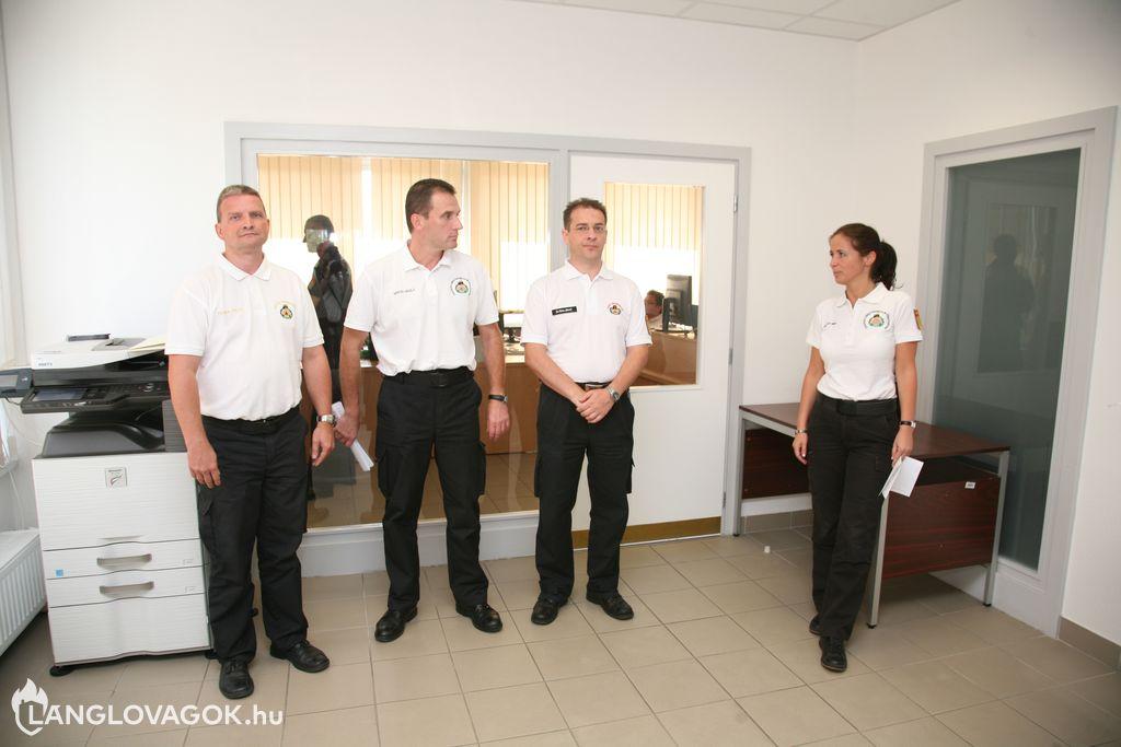 Műveletirányítási központ Pest megyében