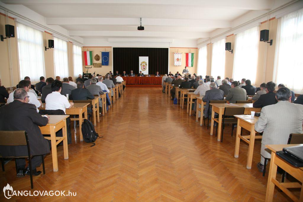Magyar Tűzoltó Szövetség országos küldöttközgyűlése Budapesten