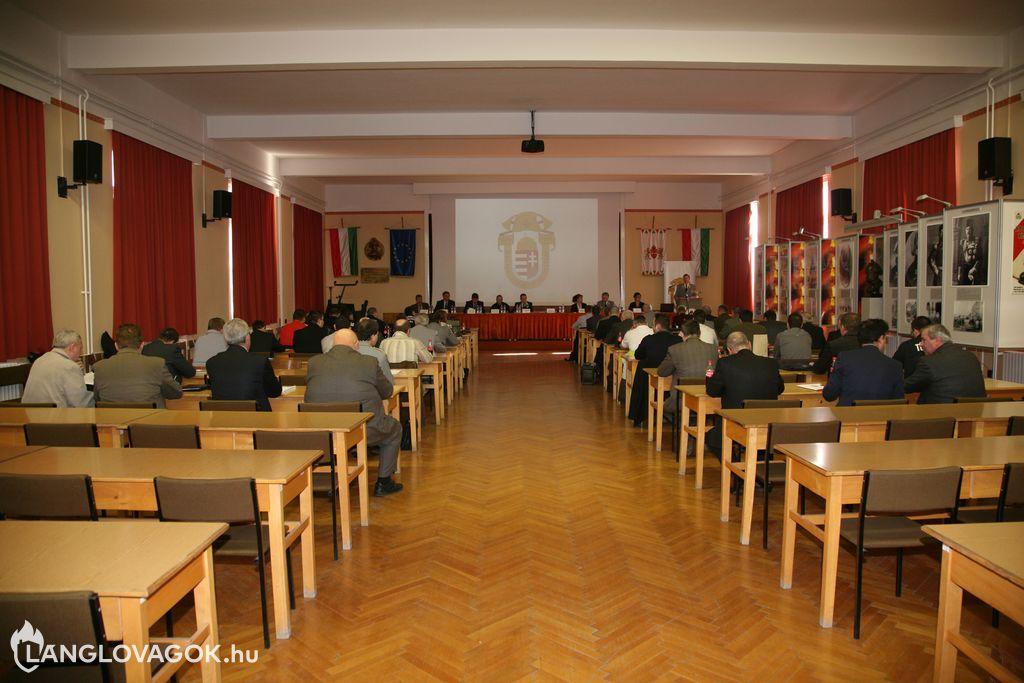 Magyar Tűzoltó Szövetség tisztújító küldöttgyűlése Budapesten