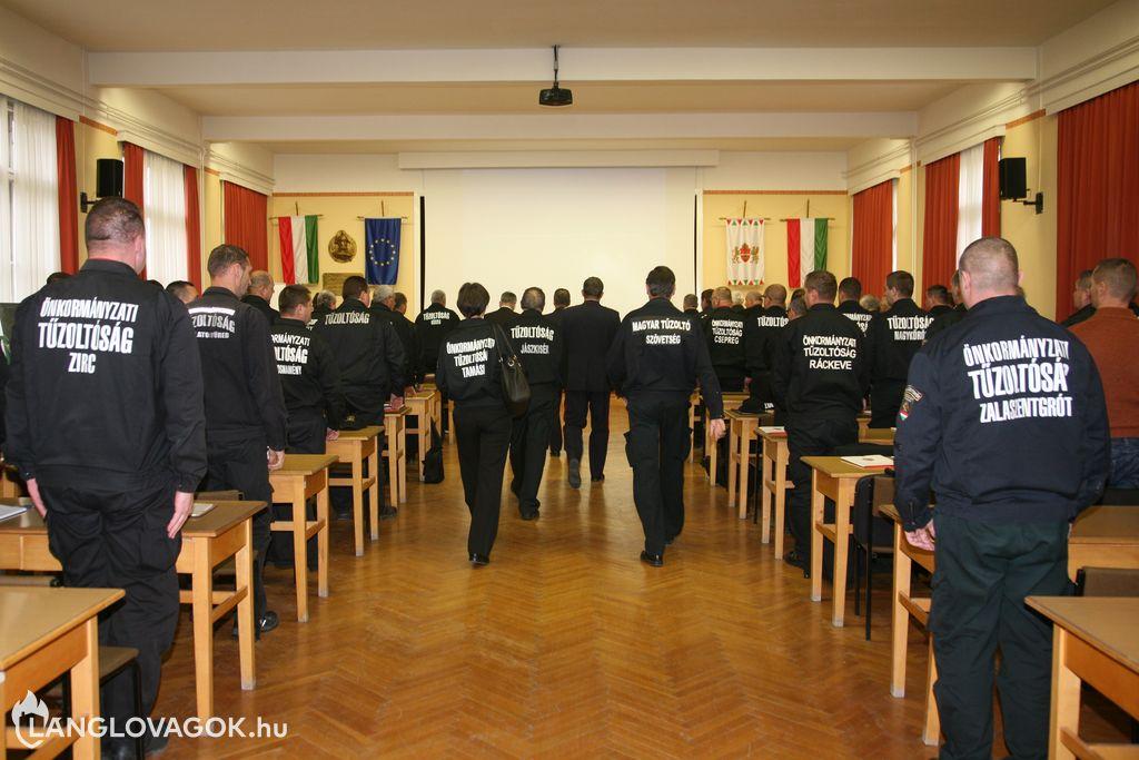 Önkormányzati tűzoltóságok egyeztető értekezlete Budapesten