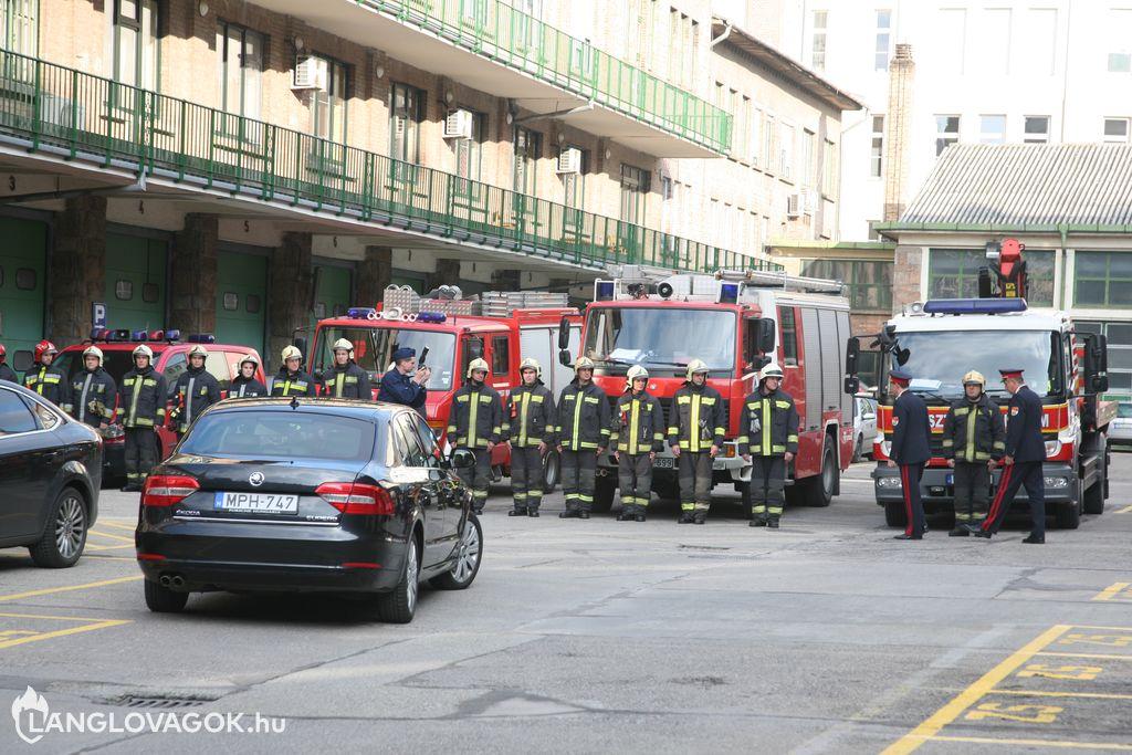 Magyar Tűzoltó Szövetség küldöttgyűlése Budapesten