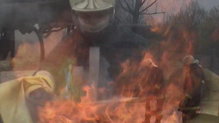 9. sz. tűzoltó szakképző tanfolyam Budapesten
