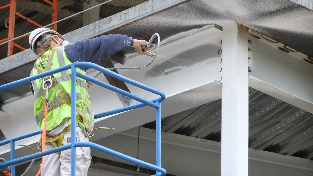 Tűzvédelmi szakvizsga tűzállóságot növelő bevonati rendszerek alkalmazását, karbantartását végzők részére