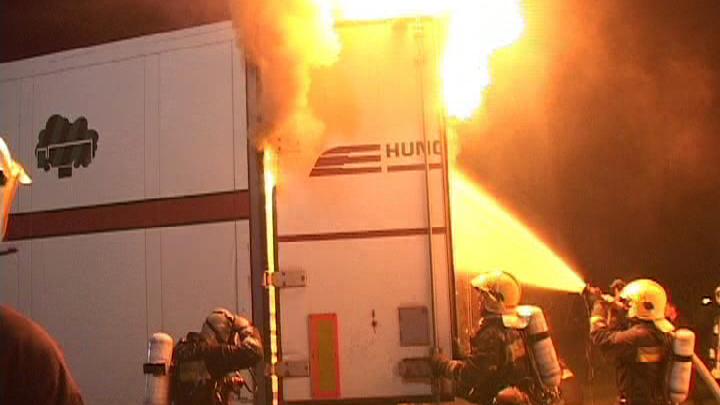Fővárosi Tűzoltóparancsnokság 2006-ban