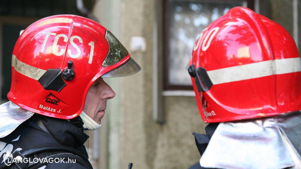Tűzoltásvezető
