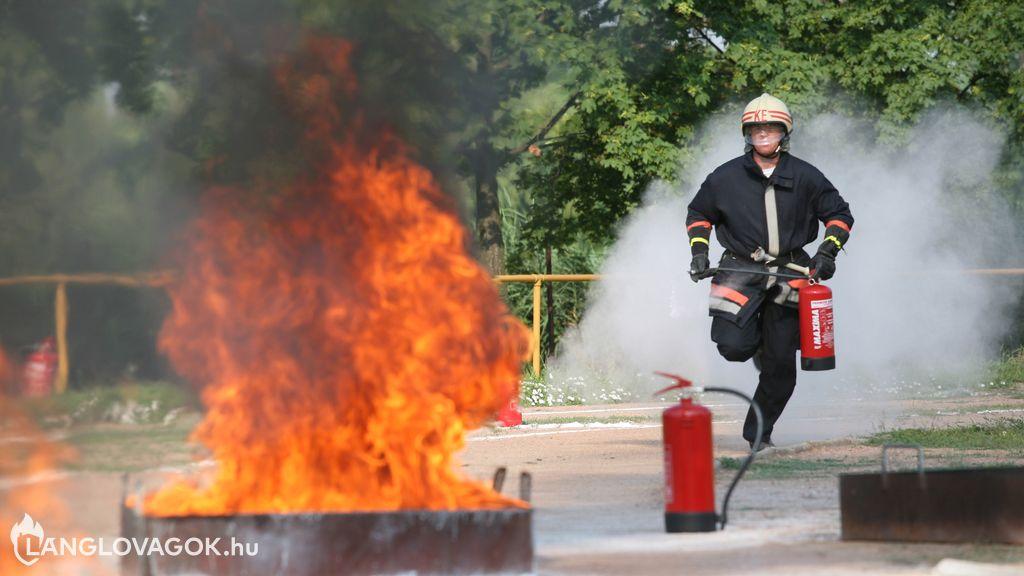 A tűzoltó készülékek típusai, csoportosítása