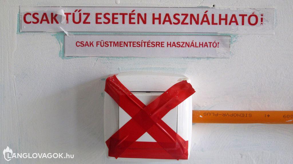 Tűzvédelmi követelmények rendszere