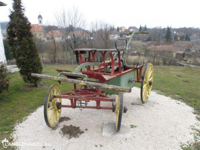 Kocsifecskendő Ravazdon (Fotó: Danielisz Gábor)