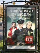 112 reklám