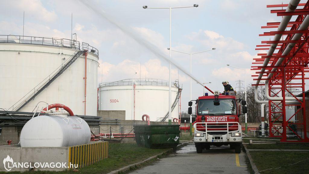 Tűzoltási és Műszaki Mentési Terv