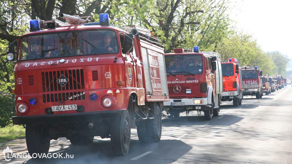 XI. Országos Tűzoltó Börze és Találkozó Pilisszentivánon