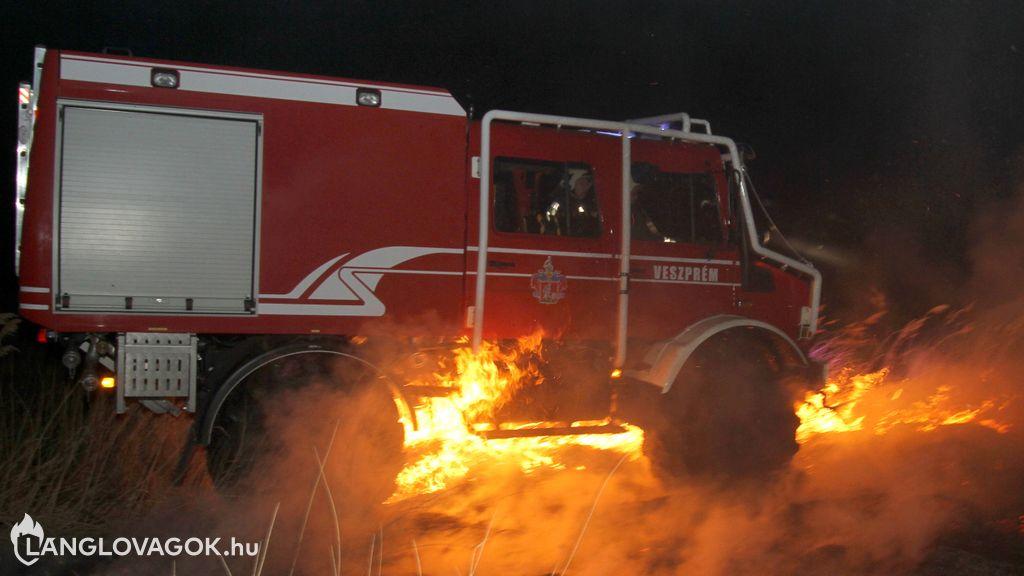 Tűzoltók vonulása és visszajelzési kötelezettsége