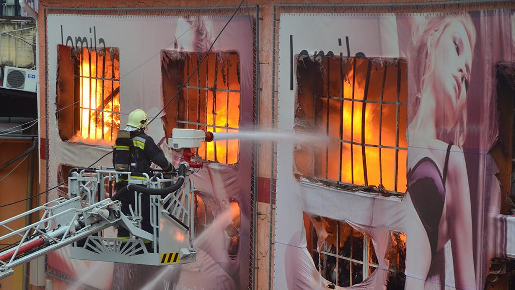 A tűzoltásban résztvevők kötelességei