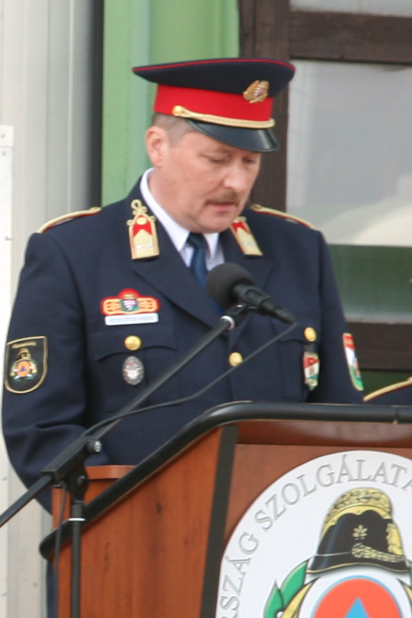 Pethő István, a BM Heros Zrt. vezérigazgatója 2013-ban prémiumot is kapott (Fotó: Kis-Guczi Péter)
