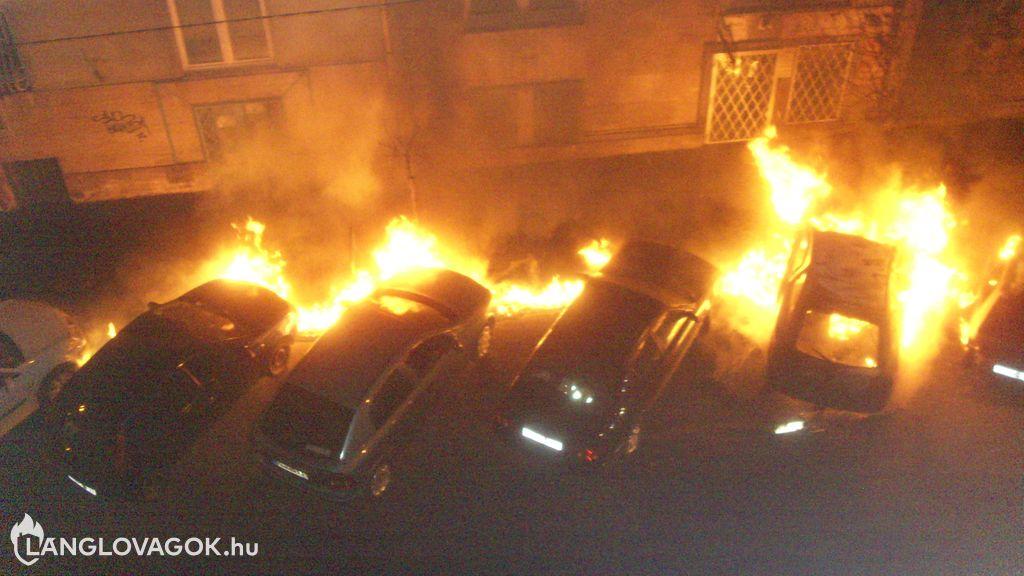 Közúti járművekben keletkező tüzek beavatkozási szabályai