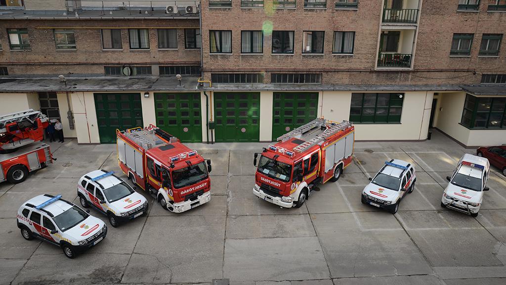 Húszezer forinttal próbált tűzoltót megvesztegetni