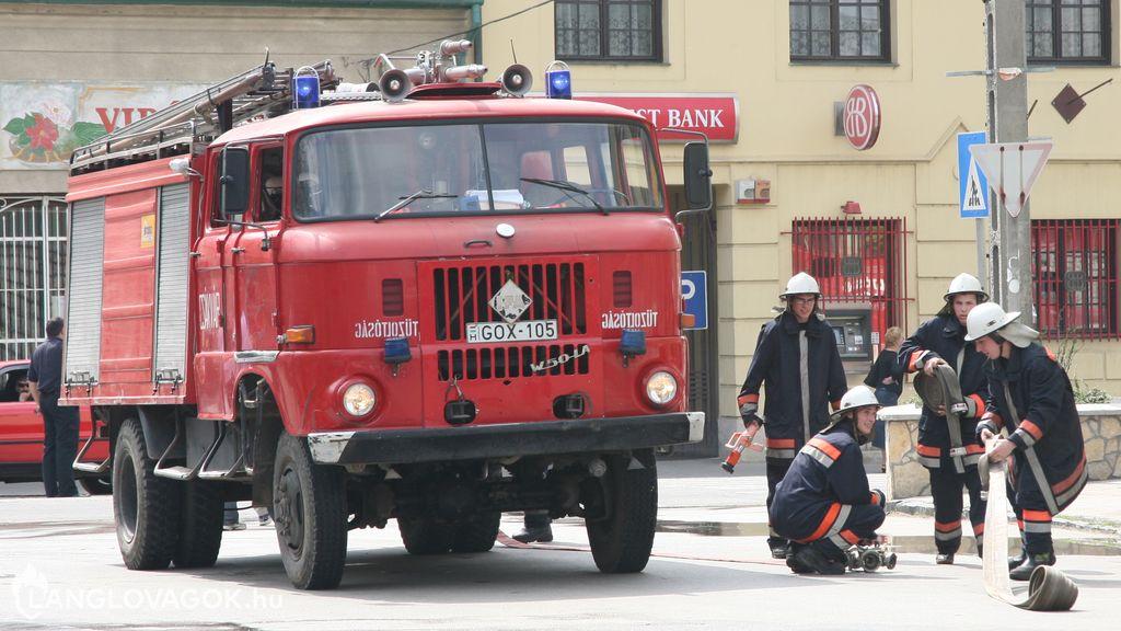 IFA gépjárműfecskendő [GOX-105]