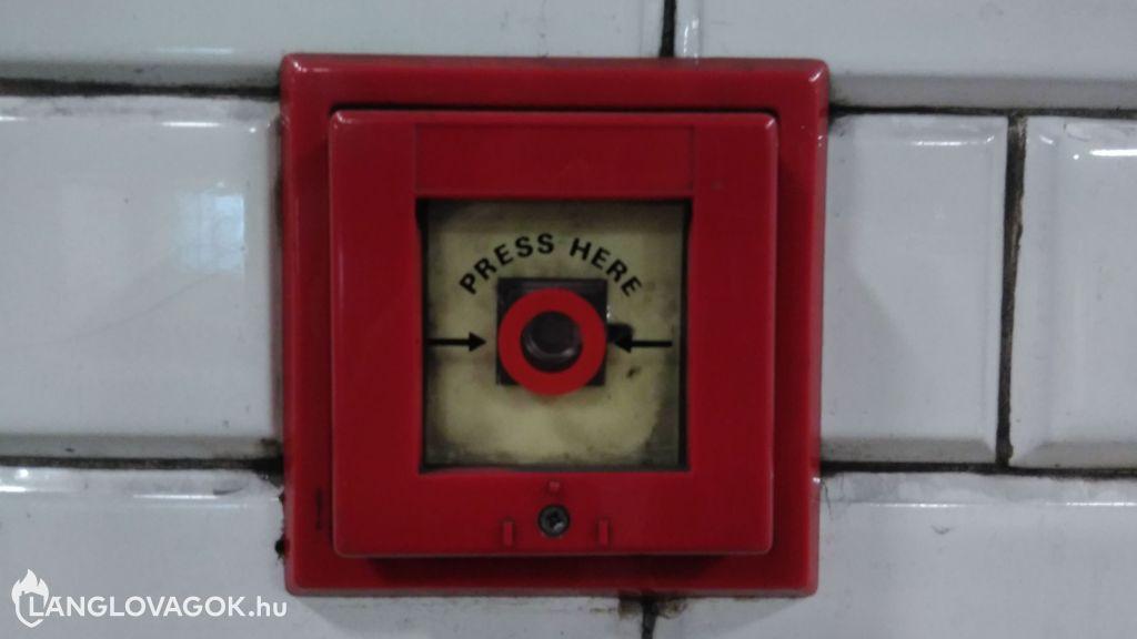 Tűzvédelem műemlékvédelem módra a földalattiban