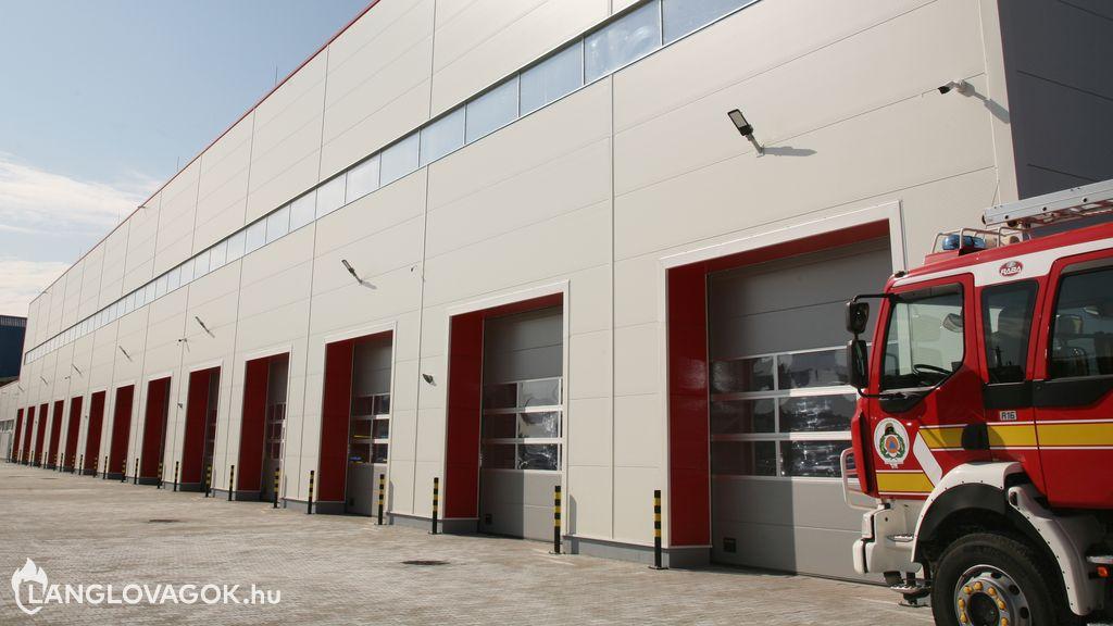 Új gyártócsarnok a BM Herosnál
