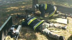 Tűzvédelmi főügyintéző a Készenléti Rendőrségnél