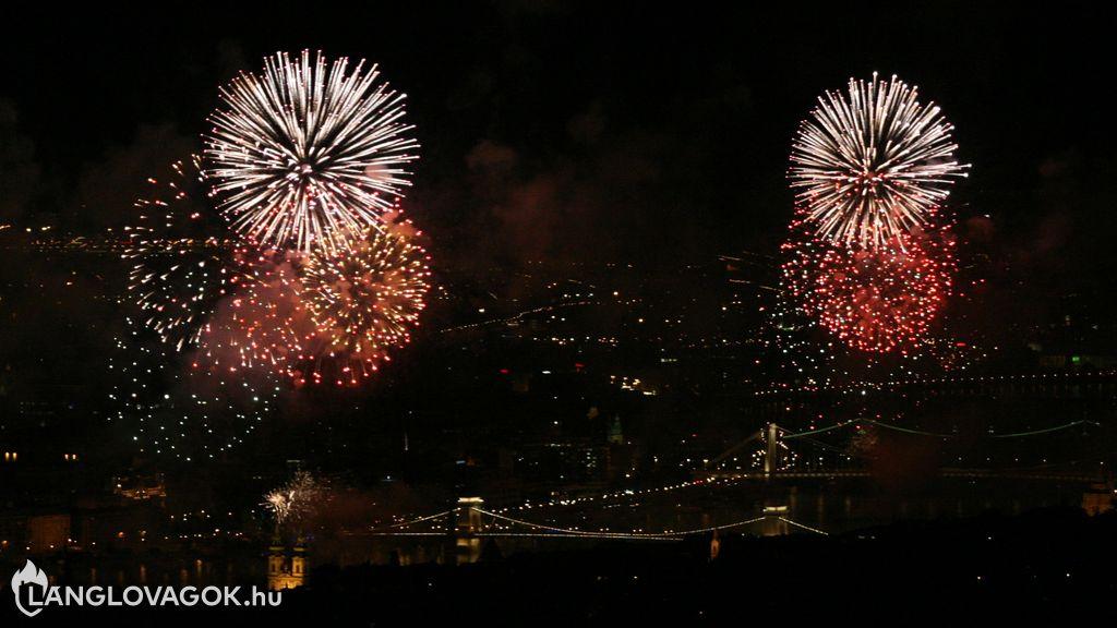 Törvénymódosítási javaslat a szilveszteri tűzijáték betiltására