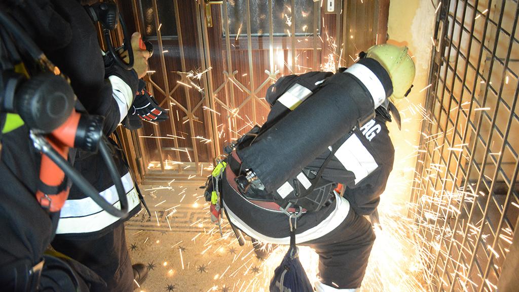 Vagyonvédelmi rácsok tűzvédelmi megfelelősége