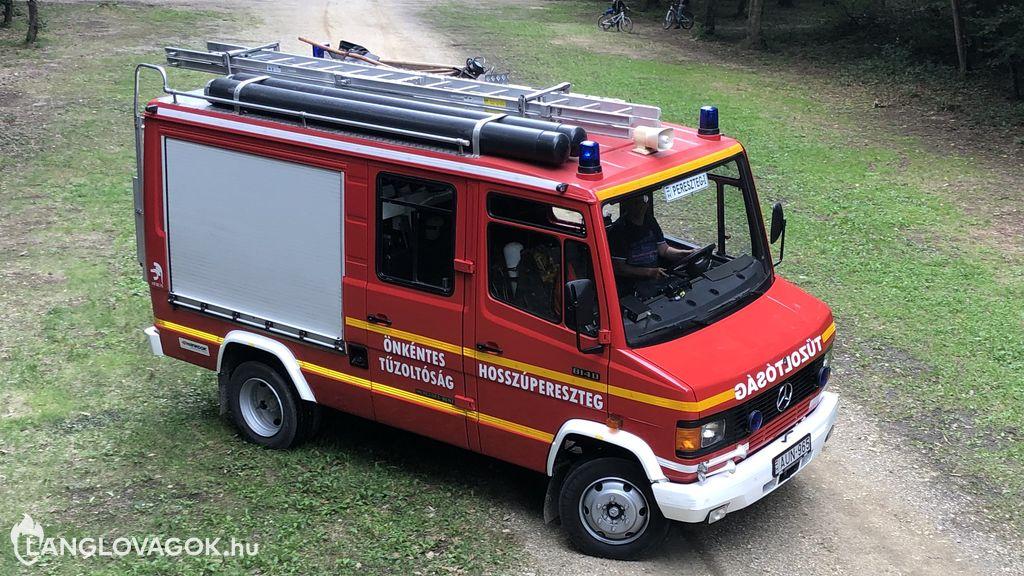 Mercedes-Benz gépjárműfecskendő [AUN-965]