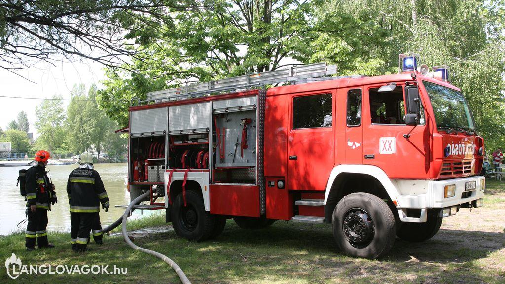 Steyr gépjárműfecskendő [AYA-884]