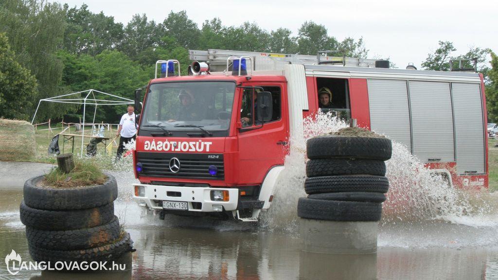 Mercedes-Benz gépjárműfecskendő [GNX-130]
