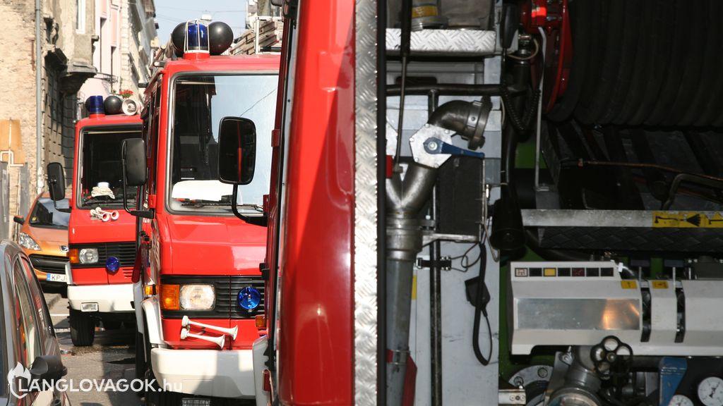 Nem mondhatnak fel a tűzoltók