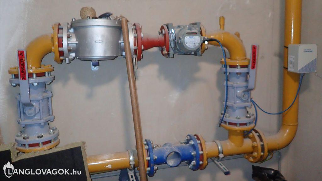 Gázos változások a tűzoltó készülékeknél