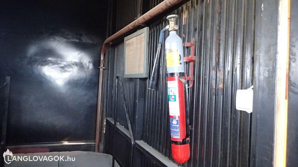 Problémák a tűzoltó készülékek körül az OTSZ 5.1 tükrében