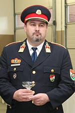 Branyiczky Márk tű. ezredes (Fotó: Kis-Guczi Péter)