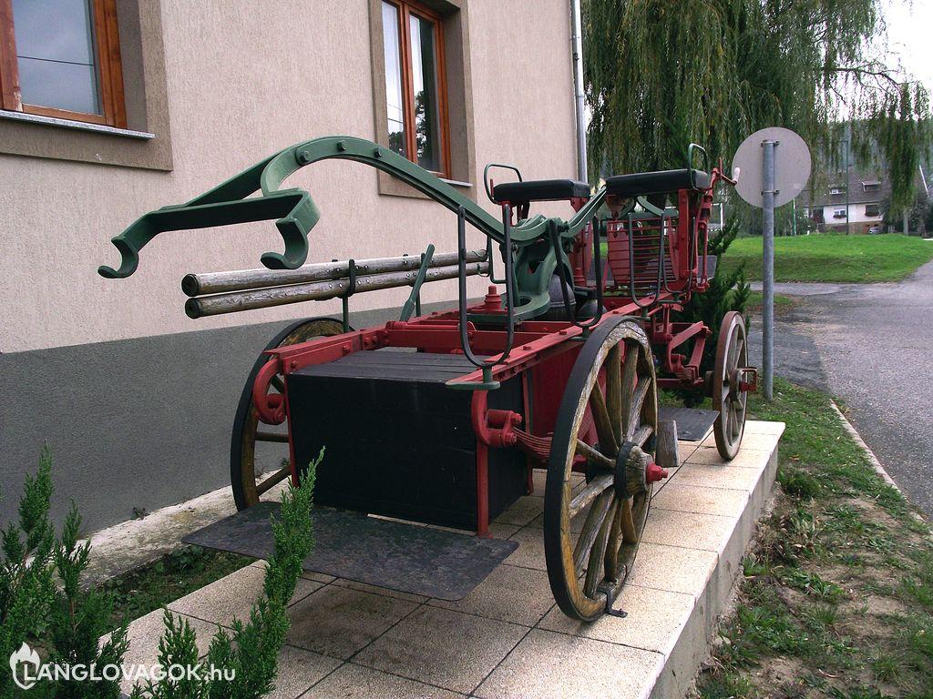 Kocsifecskendõ Csabrendeken (Fotó: Maros Zoltán)