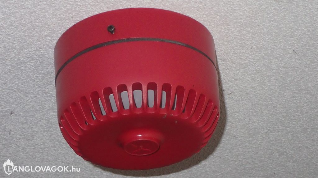 Beépített tűzjelző berendezés üzemeltetésének általános szabályai
