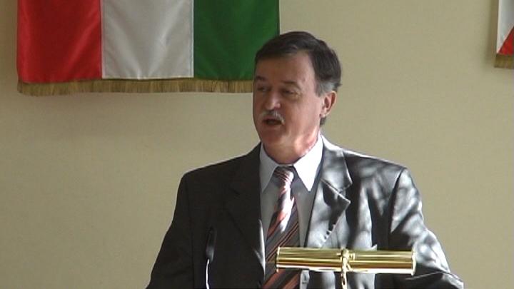 Dobson Tibor elnökjelölti beszéde a Magyar Tűzoltó Szövetség országos küldöttközgyűlésén Budapesten