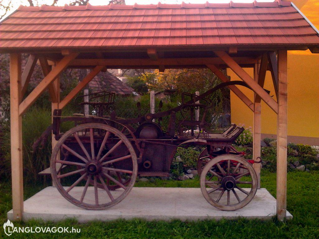 Kocsifecskendõ Karakószörcsökön (Fotó: Maros Zoltán)