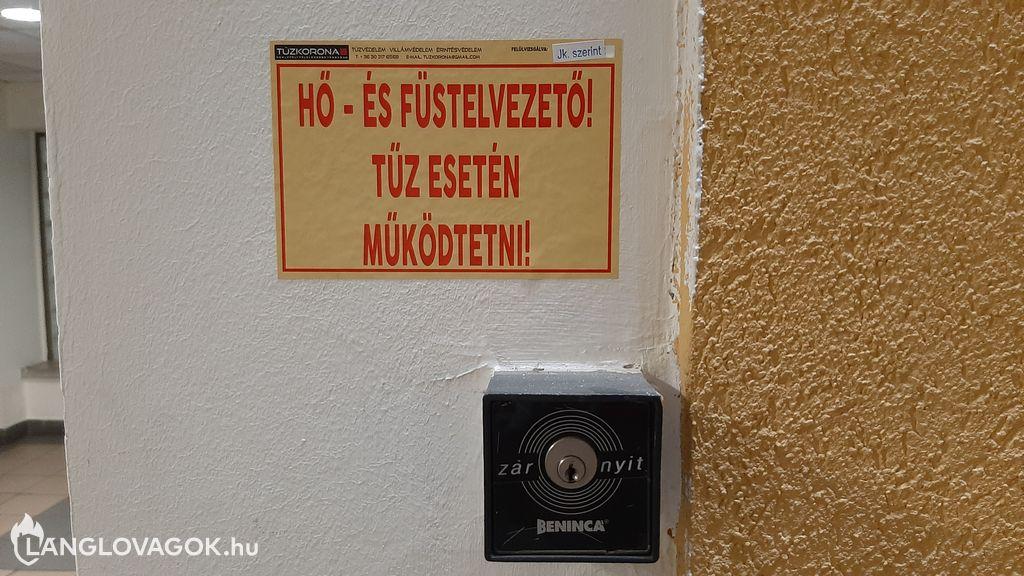 Kulcsos füstelvezetés Budapesten