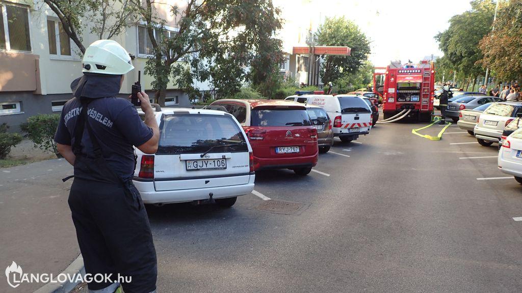 Eltűnt tűzoltási felvonulási területek Budapesten