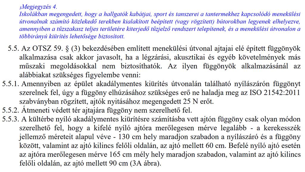 Szabványok alkalmazhatósága a magyar tűzvédelemben