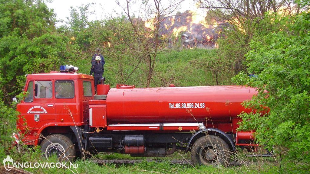 LIAZ vízszállító gépjármű [CKE-443]